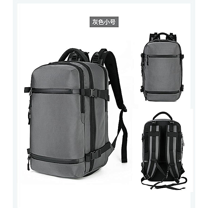 f8b4a34ce1b Oxford Large Capacity Waterproof Outdoor Travel Camping 17.3 Inches Laptop Bag  Backpack