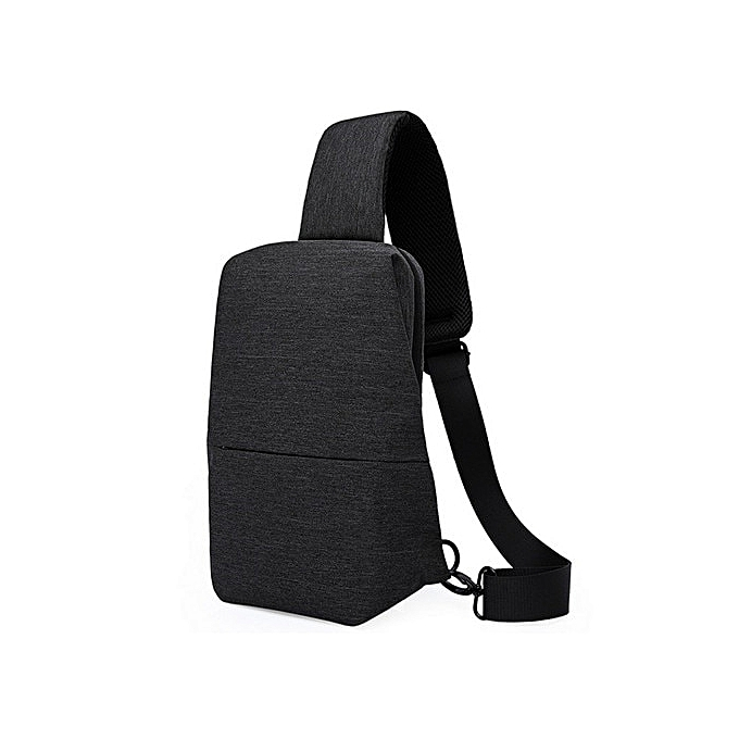 New Single Shoulder Bag Men Chest Pack Casual Small