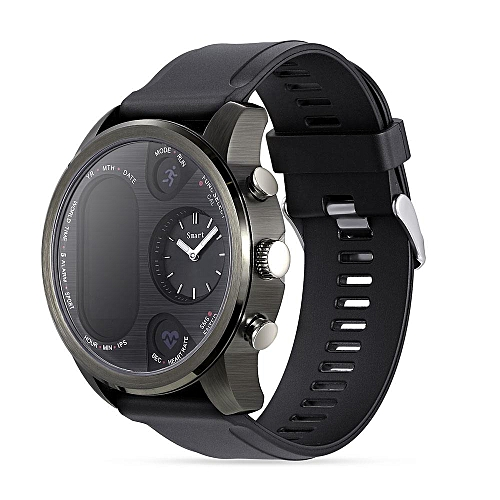 Mens Sport Watches For Women Men,women Digital Sports Watch Waterproof,sd  Smart Watch For Iphones Only Sim Cards With Blood Pressure Monitor (Black)