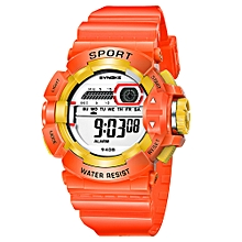 Students Children Sport Watches 3ATM Life Water-resistant Digital Backlight Child Kids Boy Girls Wristwatch Alarm Stopwatch