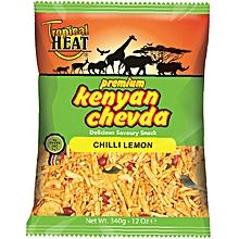 Premium Kenyan Chili Lemon Chevda, 340g