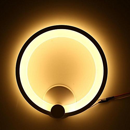 Wall Light Jumia: Buy UNIVERSAL Modern Round 16W LED Panel Lights Wall
