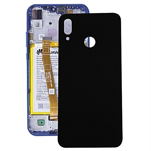 Back Cover for Huawei Nova 3e(Black)