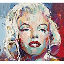 The Marilyn Monroe - 100 x 100