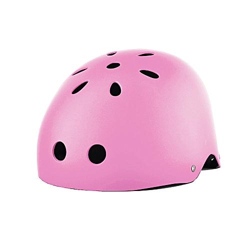 Skateboard Helmet Ventilation Motorcycle Helmet Moto Cycling Pink S