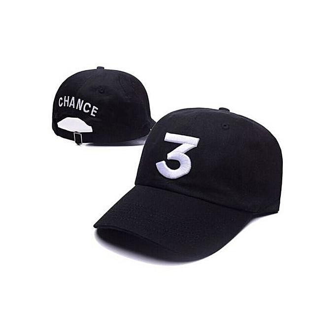 e3103f8434a Eleganya New Chance The Rapper Baseball Cap Streetwear Dad Hat Coloring  Book CHANCE 3