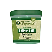 Extra Virgin Olive Oil Body Whip Cream, 426GM