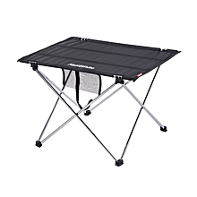 Naturehike NH15Z012-S Portable Folding Table Ultralight Aluminum Alloy Picnic Desk L
