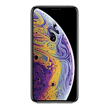 iPhone Xs Max, 64GB + 4GB (nano-SIM and ESIM), Silver