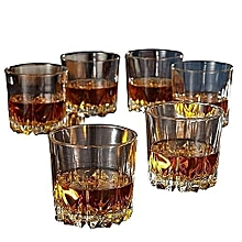 Whisky Glasses Set - 6 Pieces