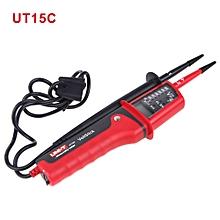 UT15C Voltage Detector Handhold Test Device IP65 Water Resistant - Red