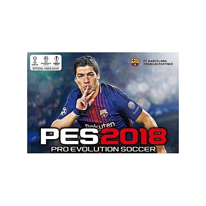 Buy Sony PS4 Pro Evolution Soccer (PES) 2018 @ Best Price Online ...