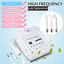 Facial Acne Skin Repair Beauty Machine High Frequency Electropathy Healing