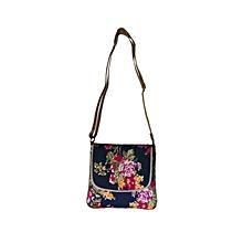 Floral Print Sling Bag - Multicolour
