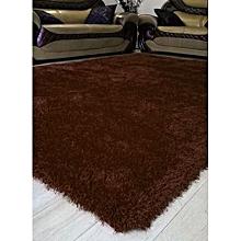 Luxury Soft Carpet--  chocolate Brown