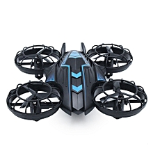 JXD 515V Mini RC Drone RTF 0.3MP Camera / 2.4GHz 4CH 6-axis Gyro / Altitude Hold-BLACK AND BLUE