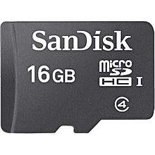 16GB Micro Sdhc Card With Adapter