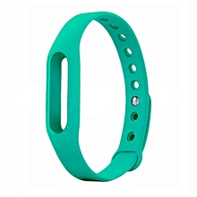 Wrist Band Replacement Bracelet For Xiaomi Band Green