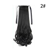 Wig Hair Extension Synthetic Headwear Hair Accessory Women Clip Girl Hair Accessories