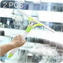 2 PCS Home Use Multi-functional Sprayer Glass Cleaners(Green)