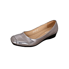 Grey Women's Flats