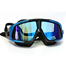 Adult Swimming Goggles Anti-fog Swimming Goggles Silica Gel Swimming Goggles