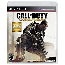PS3 Game Call of Duty  Advance Warfare