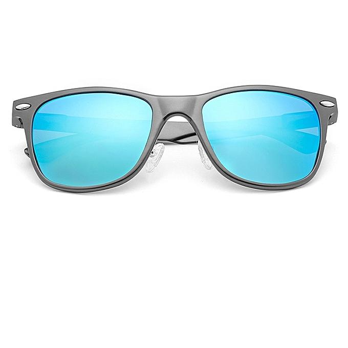 Brand Designer Aluminum Magnesium Polarized Sunglasses Men Vintage Rivet  UV400 Goggles Oculos De Sol For Feminino fd368b81f5