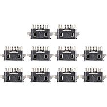 10 PCS Charging Port Connector for Xiaomi Mi 3 / Redmi 1s