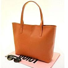 Fashion Handbag Lady Shoulder Bag Tote Purse  - P.U Leather
