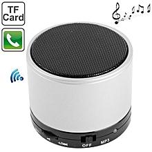 Wireless Bluetooth Speaker -Silver