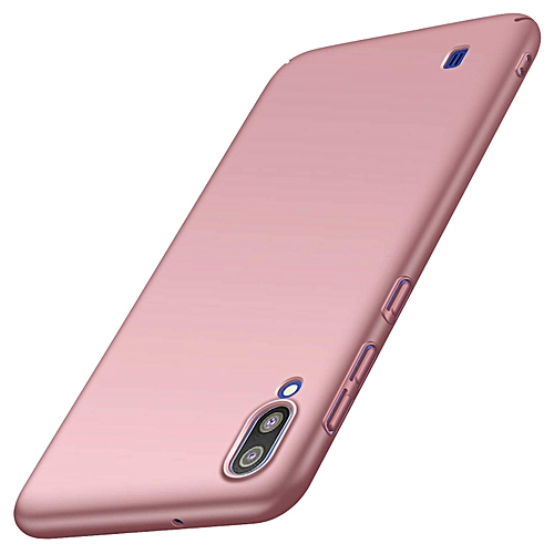 san francisco 6ce0f a2f11 Anccer Compatible for Samsung Galaxy M10 Case [Colorful Series] [Ultra Thin  Fit] Premium PC Material Slim Cover for Samsung Galaxy M10 (Rose Gold)