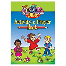 Yes!Kids Prayer & Activity Book