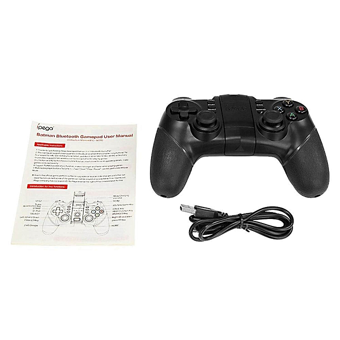 ... HonTai iPega PG-9076 PG 9076 Bluetooth Gamepad for PlayStation3 Controller with Holder for Android ...