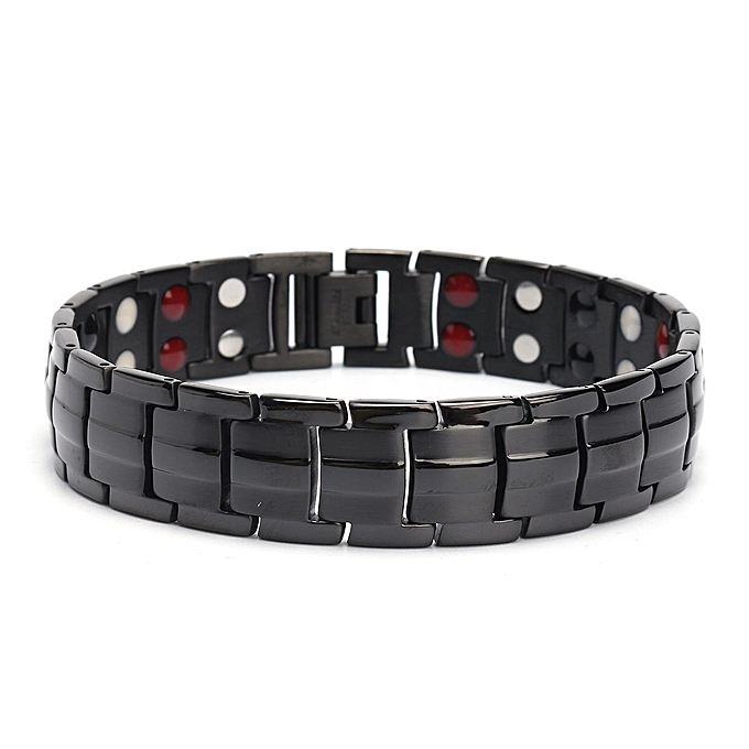 Bio Magnetic Negative Ion Health Energy Anti-fatigue Weight Therapy Bracelets Jewelry & Watches