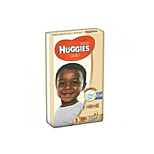 Gold Junior (Size 5) 2Kgs - 38 Diapers