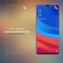 2 Pcs/lot Nillkin Screen Protector For Oppo F9 Pro R17 Matte Film Anti-glare Protective Film For Oppo F9 (SIMPLE VERSION) FCJMALL