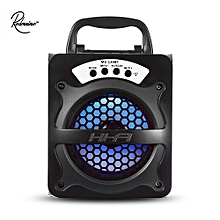 Redmaine MS - 130BT Bluetooth Speaker Portable Wireless Player Support TF Card AUX USB FM
