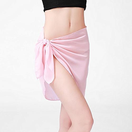 f27e9699c4e6c Generic Coqueta Woman Swimwear Chiffon Cover up Beach Towel Sarong Pareo  Canga Swimsuit Wrap   Best Price