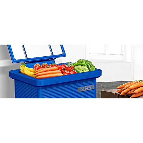 FreshBox Innovative No-Electricity Cooler Box 42L -Blue