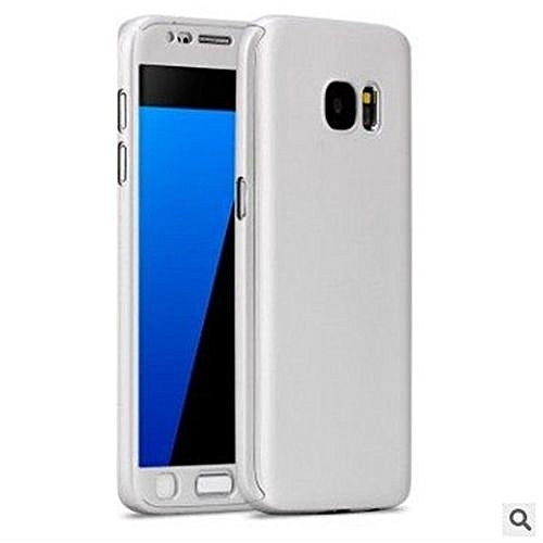 save off b0d98 6a477 For Samsung Galaxy S7 Edge 360 Degree Real Full Body Ultra-thin Hard Slim  PC Protective Case Cover 974003 (As Main Picture)