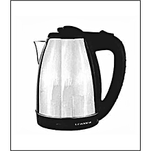 Kettle (Electric) - 1.8L - Cordless - Silver & Black