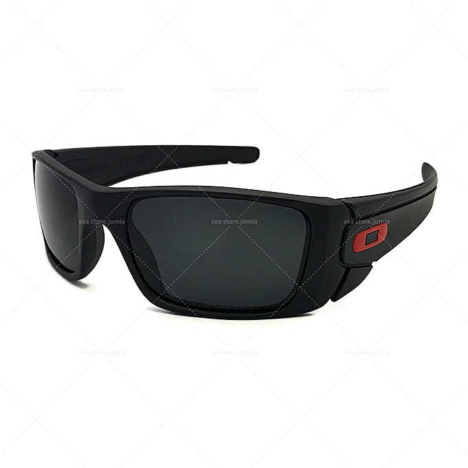 b91a9f26ef Oakley Fuel Cell Polarized Sunglasses OO9181-23 - Black Red   Best ...