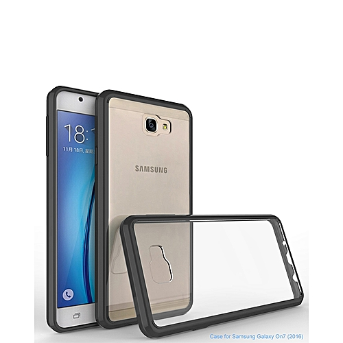 premium selection d73f2 3d2aa Back Cover for Galaxy J7 Prime 5.5