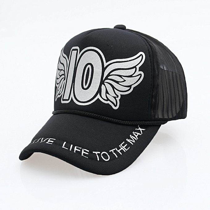 2019 New Fashion Cartoon Hip Hop Baseball Caps Wholesale Adjustable Fitted  Hats Casual Letter Printing Wash Cap For Men Women