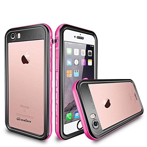 competitive price 595c4 368a6 Waterproof Case For for iphone 6 Plus,IP68  Waterproof/Snowproof/Shockproof/Dirtproof, Fully Sealed Underwater  Protective Cover With Built-in Screen ...
