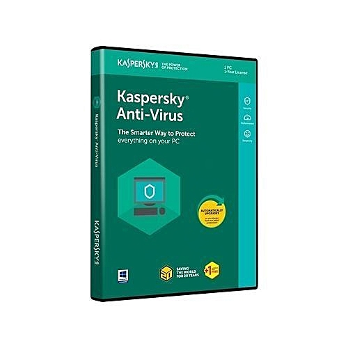 Antivirus 2018 1pc + 1Free