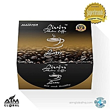 liven alkaline coffee latte -420g