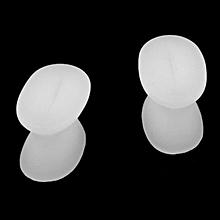 1 Pair Soft Silicone Toe Orthotics Gel Feet Care Relief Pain Toe Separator