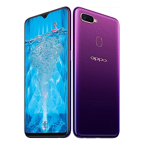 F9, 64GB + 4GB (Dual SIM), Blue